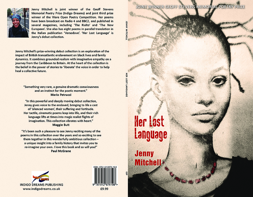 Her Lost Language by Jenny Mitchell